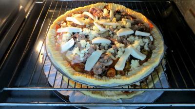 Pizza pauvre homme - 7.2