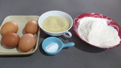 Ingrédients pour la recette : Tagliatelle fraîches