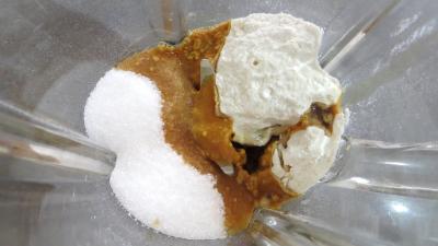 Crème pâtissière aux mûres - 1.2