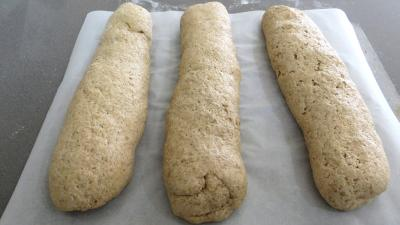 Pain complet sur pâte fermentée - 4.2