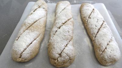 Pain complet sur pâte fermentée - 5.2