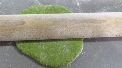 Tagliatelles fraîches aux épinards - 4.2