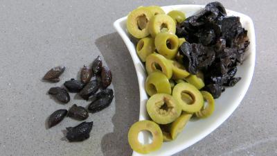 Tagliatelles fraîches aux épinards et sa sauce au vésuve - 4.1