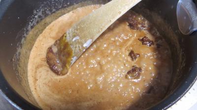Tarte au caramel aux mendiants - 7.2