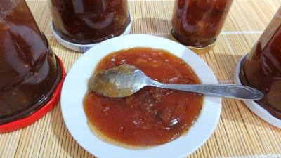 Image : Coupelle de chutney aux citrons