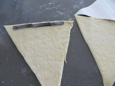 Croissants variés et chocolat - 8.1