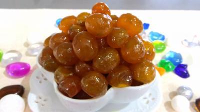 fruits confits : Ramequin de confit de kumquats
