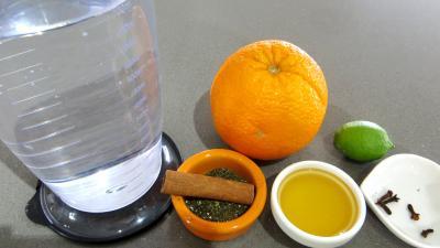 Ingrédients pour la recette : Thé vert aux épices