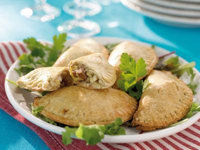 Image : Cornish pasty
