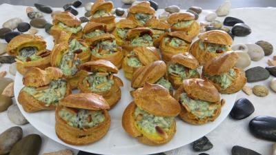 Recette Assiette d'escargots farcis surprise