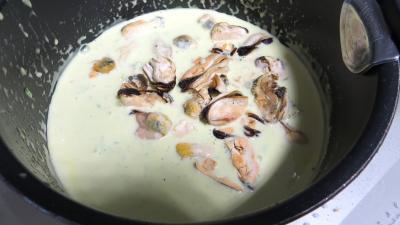 Filets de sole à la crème de coco - 4.1