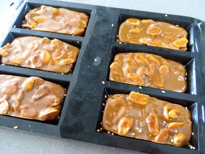 Caramels aux cacahuètes - 4.2