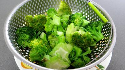 Pain de brocolis - 2.4