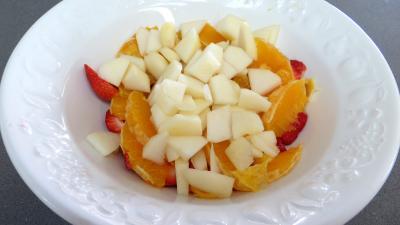 Verrines de riz aux fruits - 4.4