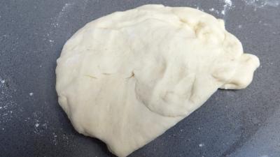 Pains croissants aux lardons et oignons - 5.3