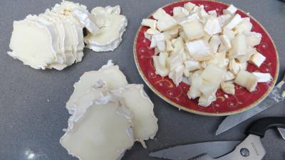 Cake au fromage de chèvre - 1.3