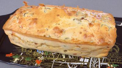 Cake au fromage de chèvre - 4.3