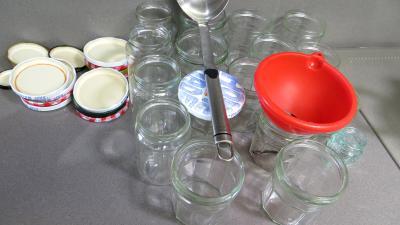 Confiture de pommes à la rhubarbe façon compote - 4.4