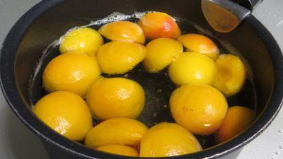 Abricots à la danoise - 2.4