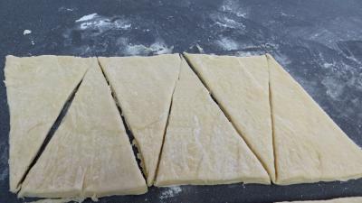 Croissants à la crème aux abricots - 8.1