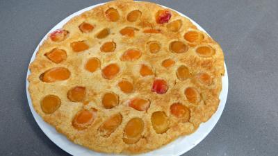 Clafoutis d'abricots - 4.4