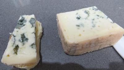 Crème de panais au bleu d'Auvergne - 4.2