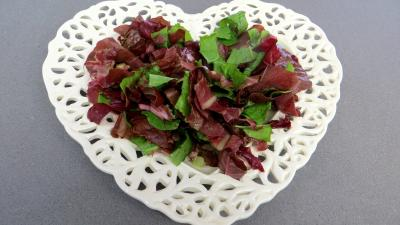 Salade d'été aux abricots - 4.1