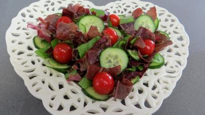 Salade d'été aux abricots - 4.3