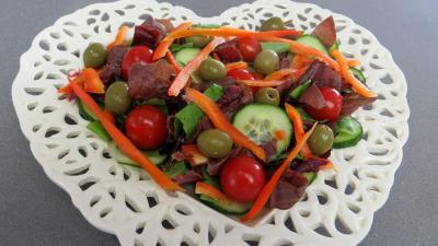 Salade d'été aux abricots - 5.1