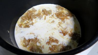 Oeufs brouillés aux petits pois et cuisses de grenouilles - 5.1