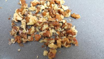 Fromage blanc aux concombres en verrines - 3.2