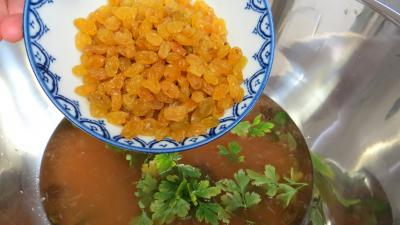 Chutney de reine-claude aux restes de mojito - 2.2