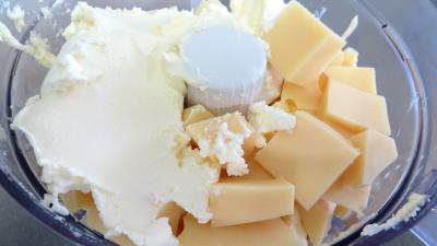 Gâteau de fromages - 4.1