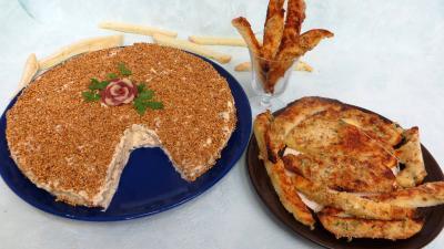 Recette Gâteau de fromages