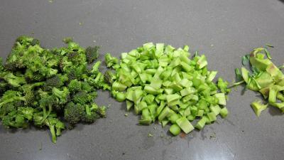 Salade de couscous aux physalis - 2.3