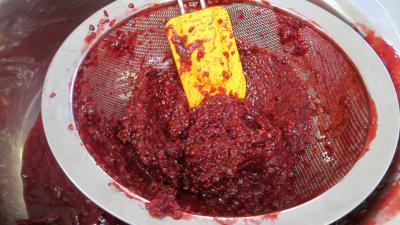 Confiture de mûres aux restes de mojito - 4.2