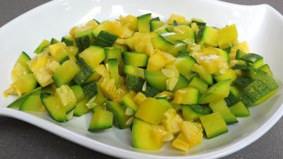 Salade de courgette - 4.4