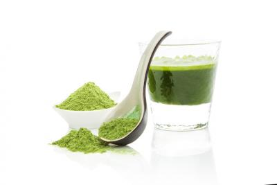 Photo : Chlorella