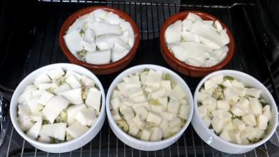Cassolettes de poivrons au poulet épicé - 9.2