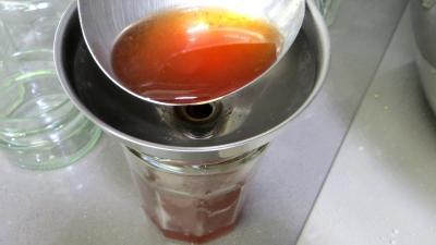 Gelée de raisins au reste de punch - 6.1