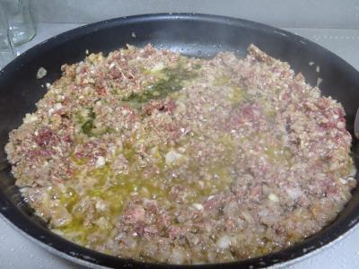 Conserves de sauce bolognaise au céleri-branche - 7.1