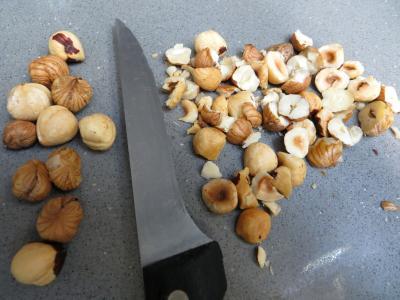 Couronnes de pain de mie aux fruits secs - 2.1