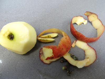 Confiture de pommes variées aux fruits secs - 2.1