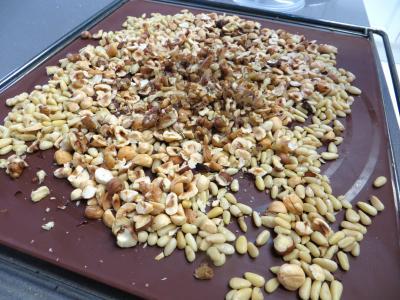 Confiture de pommes variées aux fruits secs - 5.2