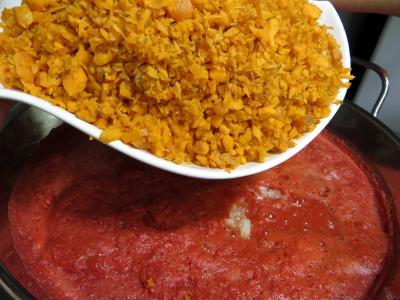 Sauce tomates aux carottes (conserves) - 5.2