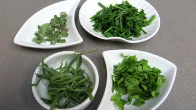 Mousseline d'épinards au mascarpone - 1.2