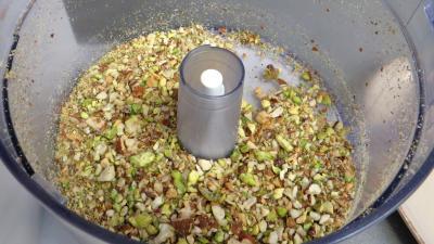 Mousseline d'épinards au mascarpone - 2.2
