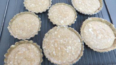 Tartelettes à la mousse aux poires - 7.2