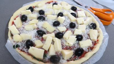 Pizza aux blettes - 5.3