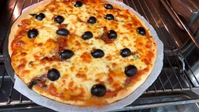 Pizza aux blettes - 6.1
